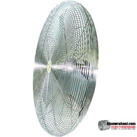 Fan Head - Airmaster - 24 inch non-oscillating assembled fan head
