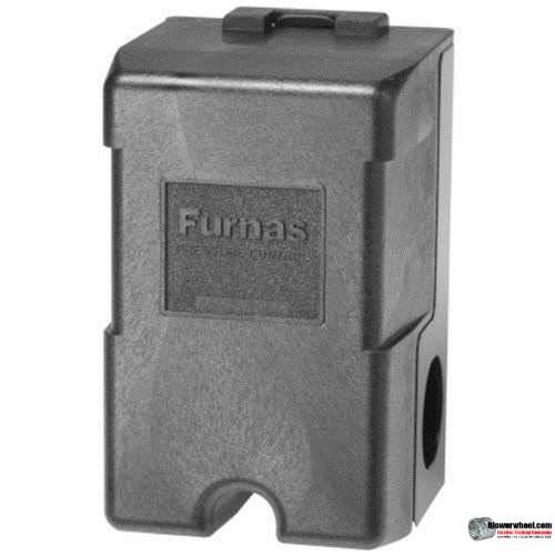 Pressure Switch - Furnas - Furnas 69WA9- Cut In PSI 80- Cut-Out PSI 100 - Quarter Female NPTF-sold as SWNOS
