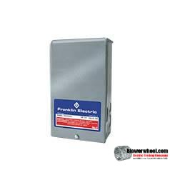 - F&W Flint & Walling - Control Box 127189