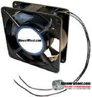 Case Fan-Electronics Cooling Fan - Artic Muffin-Fan-1LB-Sold as New