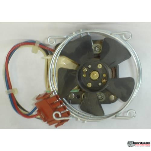 Case Fan-Electronics Cooling Fan - Howard Howard 1175-06-4595-Sold as SWON