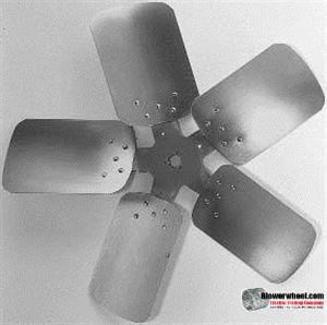 """Fan Blade 30"""" Diameter - SKU:FB3000-5-CW-27P-H-HD-002-Q1-Sold in Quantity of 1"""
