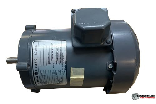 Electric Motor - General Purpose - ge-k551 - ge-k551 -¾ hp 1725 rpm 200VAC volts - SOLD AS IS