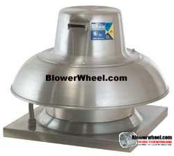 Centrifugal Downblast Fan FloAire/CaptiveAire - Model DR12H-voltage 115-UL listed & ETL Certified