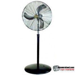 "Explosion Proof 30"" Pedestal Air Circulator- 115/230 volatage"