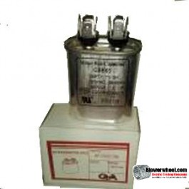 Capacitor - RU US - CAP-5-370-AC -sold as NEW