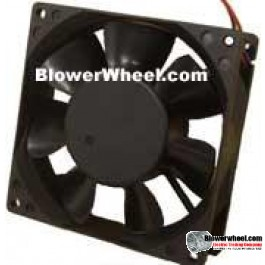 Case Fan-Electronics Cooling Fan - Panaflo Panaflo-DC-Brushless-FBH-09A12L-Sold as New