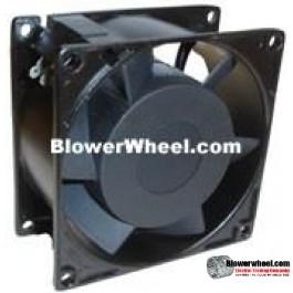 Case Fan-Electronics Cooling Fan - Shien Ya A1V8C38TBT-1-Sold as New