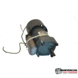 Electric Motor - Gear Motor - Molon - EM5R-153-1-127520390 -140 rpm 115VAC volts