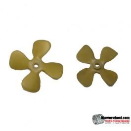 "Fan Blade 3"" Diameter - SKU:FB-0300-4-P-CW-008-001-Q1-Sold in Quantity of 1"