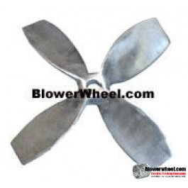 "Fan Blade 36"" Diameter - SKU:FB36-4-CW-024CAST-001-Q1-Sold in Quantity of 1"