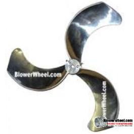 "Fan Blade 30"" Diameter - SKU:FB30-3-020-CW-CAST-001-Q1-Sold in Quantity of 1"