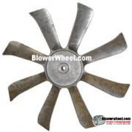 "Fan Blade 33"" Diameter - SKU:FB33-8-CCW-104CAST-001-Q1-Sold in Quantity of 1"