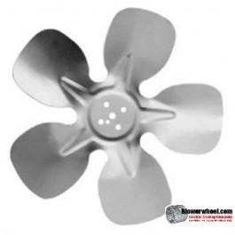 "Fan Blade 10"" Diameter - SKU:FB10-5-CCW-31P-H-A-002-Q1-Sold in Quantity of 1- IN STOCK"
