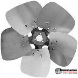 "Fan Blade 18"" Diameter - SKU:FB1800-5-CCW-31P-H-HD-002-Q1-Sold in Quantity of 1"