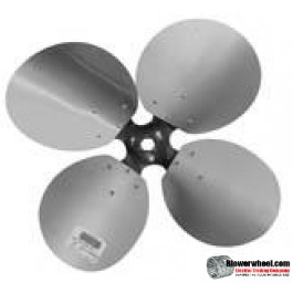 "Fan Blade 20"" Diameter - SKU:FB2000-4-CW-23P-H-AS-002-Q1-Sold in Quantity of 1"