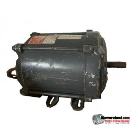 Electric Motor - Explosion Proof - GE - ge-5k42hg5254ex -¾ hp 1140 rpm 200VAC volts - SOLD AS IS