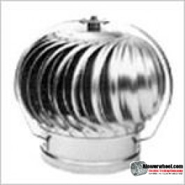 Turbine Ventilator Empire Ventilation Equipment Co Inc - Model TV16G