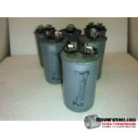 Capacitor - Commonwealth/Sprague - CAP-12.5-370-AC-sprague -sold as RFSE