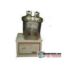 Capacitor - RU US - CAP-7.5-370-AC-RUUS -sold as NEW