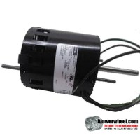 Electric Motor - General Purpose - Fasco - D0307 -1/25 hp 1550 rpm 115VAC volts