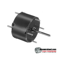 Electric Motor - General Purpose - Fasco - D601 -2.7 watts 1500 rpm 120VAC volts
