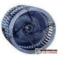 "Double Inlet Blower Wheel 30"" D 30-1/2"" W 1-11/16"" Bore SKU: 30003016-122-HD-S-CWCCWDW-R-FREIGHT SHIPPING ONLY"
