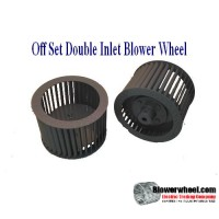 Custom Made Double Inlet Blower Wheels - Please Contact Us With Your Requirements