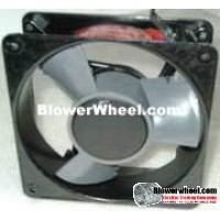 Case Fan-Electronics Cooling Fan - EG&G Rotron EG&G-Rotron-MX3B1-Sold as RFE