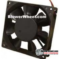 Case Fan-Electronics Cooling Fan - Panaflo Panaflo-DC-Brushless-FBK-06A12H-Sold as RFE