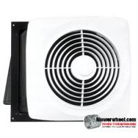 Fan-Bath & Kitchen Venting-BROAN-12C