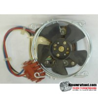 Case Fan-Electronics Cooling Fan - Howard Howard 1175-06-4595-Sold as SWON