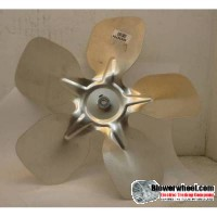 "Fan Blade 10"" Diameter - SKU:FB-1000-5-F-A-CCW-080-B-002-Q1-Sold in Quantity of 1"