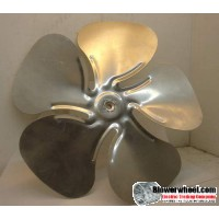 "Fan Blade 12"" Diameter - SKU:FB-1200-5-R-A-CCW-010-B-001-Q3-Sold in Quantity of 3"