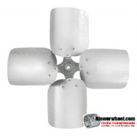 "Fan Blade 26"" Diameter - SKU:FB2600-4-CW-38P-R-024-HD-002-Q1-Sold in Quantity of 1"