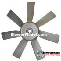 "Fan Blade 48"" Diameter - SKU:FB48-7-CCW-CAST-001-Q1-Sold in Quantity of 1"