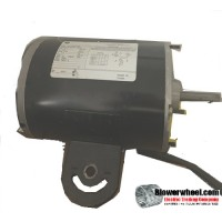Electric Motor - General Purpose - 115 Volts-3 spead- SOLD AS IS...