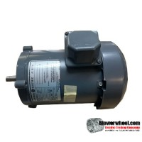Electric Motor - General Purpose - ge-k551 - ge-k551 -¾ hp 1725 rpm 200VAC volts - SOLD AS IS