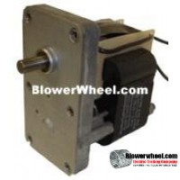 Electric Motor - Gear Motor - Gearmotor - Gearmotor M3724UP230 - hp 140 rpm 115VAC volts