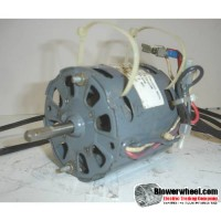 Electric Motor - General Purpose - Ventilataire - JE2E003N -1655 rpm 115VAC  volts-SOLD AS IS