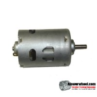 Electric Motor - General Purpose - Johnson - Johnson-DC-12v-98090-3334241 -Estimate 5000 rpm 12DC  volts-SOLD AS IS