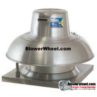 Centrifugal Downblast Fan FloAire/CaptiveAire - Model DR12H-voltage 115-UL listed & ETL Certified
