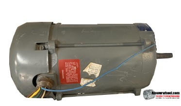 Electric Motor - Explosion Proof - ajax - ajax-xp-13-12 -1/3 hp 1140 rpm 115/230VAC volts - SOLD AS IS