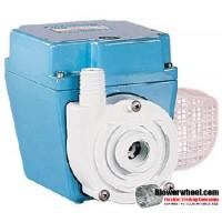 1/15 HP - 670 GPH - Dual Purpose Pump. 10' Power cord sku - 503603 item - 503603- Sold In Quantity of 1