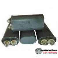 Capacitor - Aerovox - CAP-12.5-370-AC-aerovox -sold as RFSE