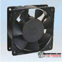Case Fan-Electronics Cooling Fan - X Fan RAM1238S2-Sold as New