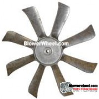 "Fan Blade 33"" Diameter - SKU:FB33-8-CCW-104CAST-001-Q1-Sold in Quantity of 1"