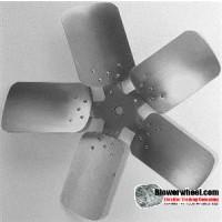 """Fan Blade 26"""" Diameter - SKU:FB2600-5-CW-27P-H-HD-002-Q1-Sold in Quantity of 1"""