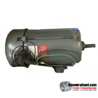 Electric Motor - Explosion Proof - marathon - Marthon-z0l56t11g11fl - hp 1140 rpm 230/240VAC volts - SOLD AS IS