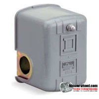 Pressure Switch - Square D - Pumptrol 9013FHG42J59 -sold as SWNOS